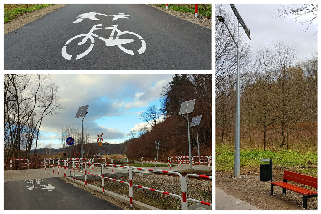 Ścieżka pieszo rowerowa do Mikulovic.jpeg