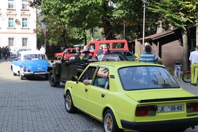 Galeria Rajd oraz zlot pojazdów zabytkowych
