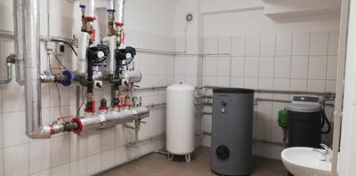 Galeria Budowa wewnętrznej instalacji gazowej wraz z kotłownią gazową w Żłobku Miejskim oraz Publicznej Szkole Podstawowej nr 2 w Głuchołazach