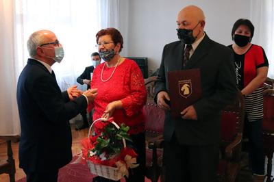 Galeria 60. rocznica ślubu Państwa Sakowiczów