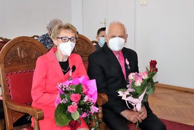 Galeria 50 rocznica ślubu Państwa Poręba