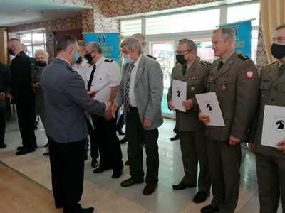 Galeria XX Jubileuszowe Mistrzostwa Polski Służb Mundurowych w Szachach