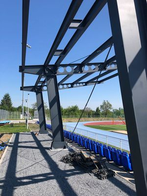 Galeria Zadaszenie stadionu