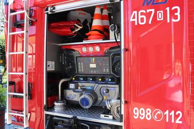 Galeria Strażacy z Burgrabic mają nowy wóz bojowy