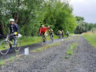 Galeria Dla Zuzi rowerem na Wyspę Wolin